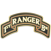 Army CSIB 1/75th Ranger Regiment