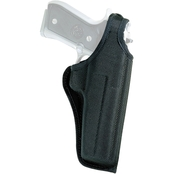 Bianchi AccuMold Holster for Medium/Large Revolver, 4 In. Barrel, Right Hand Draw