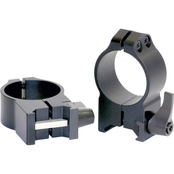 Warne Scope Mounts Maxima Quick Detach 30 mm High Rings 2 pk.