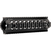 Troy Drop In MRF BattleRail, 7 in. AR 15 Carbine, Black Finish