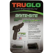 Truglo Brite Site Tritium Fiber Optic Sight