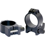 Warne Scope Mounts Maxima Quick Detach 30 mm Medium Rings 2 pk.