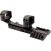 Warne Scope Mounts 1 in. AR-15 Rapid Acquisition Multi Sight Platform 1 pc. Base