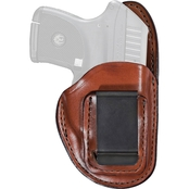 Bianchi Professional Belt Holster for Ruger SP101, Right Hand Draw