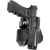 Fobus Roto Paddle Holster Glock 19/23/32 S&W99 M&P Compact With Laser or Light RH