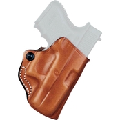 Desantis Mini Scabbard Belt Holster S&W .380 Bodyguard with Laser Right Hand