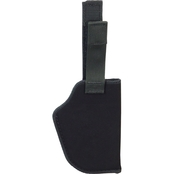Uncle Mike's Nylon Inside the Clothes Holster Size 1 Left Hand