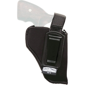 Uncle Mike's Nylon Inside the Clothes Holster Size 0 Left Hand
