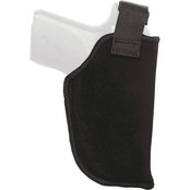 Uncle Mike's Nylon Inside the Clothes Holster Size 10 Left Hand