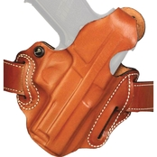 Desantis Thumb Break Scabbard Belt Holster FNH FNX-40 Right Hand
