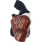 Galco Speed Paddle Holster Ruger LCR Right Hand