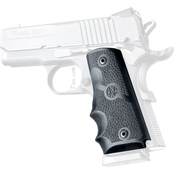 Hogue Colt Officer Rubber Grip