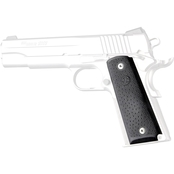 Hogue Colt Government (Improved Panel with Palm Swell) Rubber Grip