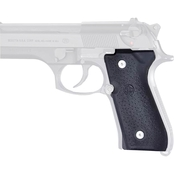 Hogue Beretta M92 Rubber Grip (Panels)