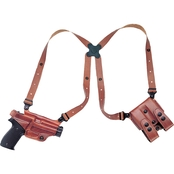 Galco Miami Classic Shoulder Holster Colt Government 5 in. Barrel Right Hand