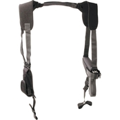 Uncle Mike's Horizontal Pro Pak Shoulder Holster Size 0