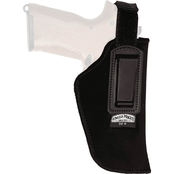 Uncle Mike's Nylon Inside the Clothes Holster Size 15 Left Hand