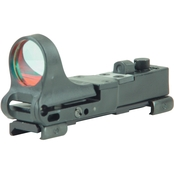 C-More Systems Polymer Railway Red Dot 8MOA Sight