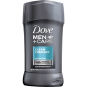 Dove Men Clean Comfort Antiperspirant Deodorant