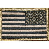 BlackHawk Reversed American Flag patch