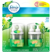 Febreze NOTICEables Gain Original Dual Oil Refill Air Freshener 2 pk.