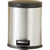Simply Perfect Stainless Steel Trash Can
