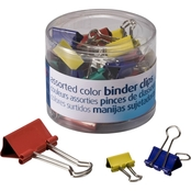 Officemate Binder Clips Assorted Sizes 30 ct.