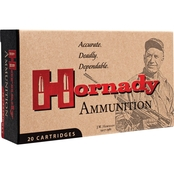 Hornady Hunting .220 Swift 55 Gr. V-Max, 20 Rounds