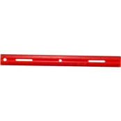 Officemate Achieva Plastic 12 in. Ring Binder Ruler