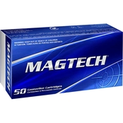 MagTech Sport Shooting .357 Mag 125 Gr. FMJ, 50 Rounds