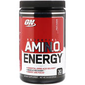 Optimum Nutrition Essential Amino Energy Fruit Punch Dietary Supplement, 30 Serv.