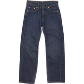 Levi's Boys Husky 550 Relaxed Fit Jeans