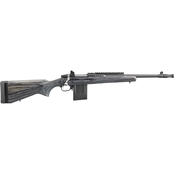Ruger Gunsite Scout Rifle 308 Win 16.1 in. Barrel 10 Rnd Rifle Black