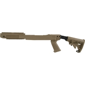Tapco 6 Position Fusion Stock for Ruger 10/22