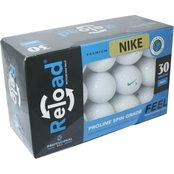 Reload Recycled Golf Balls, 30 pk.