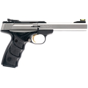 Browning Buck Mark Plus 22 LR 5.5 in. Barrel 10 Rnd Pistol Stainless Steel
