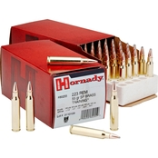Hornady Ammunition .223 Rem 55 Gr. Soft Point, 50 Rounds