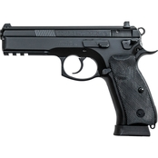 CZ SP-01 Tactical 9MM 4.6 in. Barrel 10 Rds 2-Mags NS Pistol Black with Decocker