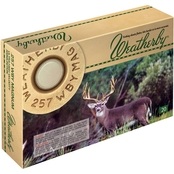 Weatherby Select Plus .257 Weatherby 80 Gr. Barnes Tipped Triple Shock X, 20 Rd.