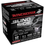 Winchester Supreme Elite 12 Ga. 3.5 in. 1.625 oz. BB Hex Shot Lead Free, 25 Rounds