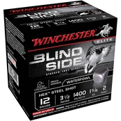Winchester Supreme Elite 12 Ga. 3.5 in. 1.625 oz. #2 Hex Shot Lead Free, 25 Rounds
