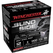 Winchester Supreme Elite 12 Ga. 3 in. 1.375 oz. BB Hex Shot, Lead Free, 25 Rounds