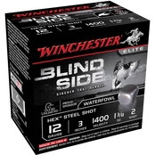 Winchester Supreme Elite 12 Ga. 3 in. 1.375 oz. #2 Hex Shot Lead Free, 25 Rounds