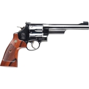 S&W 25 45 LC 6.5 in. Barrel 6 Rds Revolver Blued