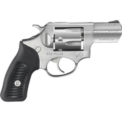 Ruger SP101 38 Special 2.25 in. Barrel 5 Rnd Revolver Stainless Steel
