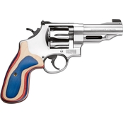 S&W 625 45 ACP 4 in. Barrel 6 Rnd Revolver Stainless Steel