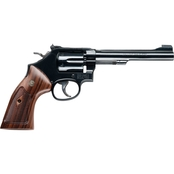 S&W 48 22 WMR 6 in. Barrel 6 Rds Revolver Blued