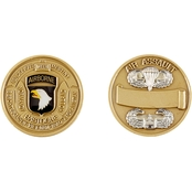 Challenge Coin 101st Airborne Division Coin