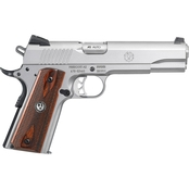 Ruger SR1911 45 ACP 5 in. Barrel 8 Rnd Pistol Stainless Steel