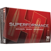 Hornady Superformance 7mm Rem 139 Gr. GMX Lead Free, 20 Rounds